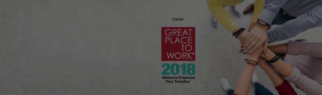 Sharecare é premiada pelo 2º ano consecutivo no Great Place to Work Saúde 2018