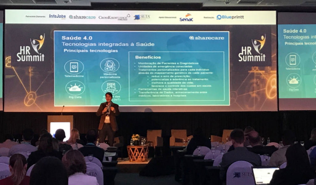 Sharecare participa da HR Summit 2018