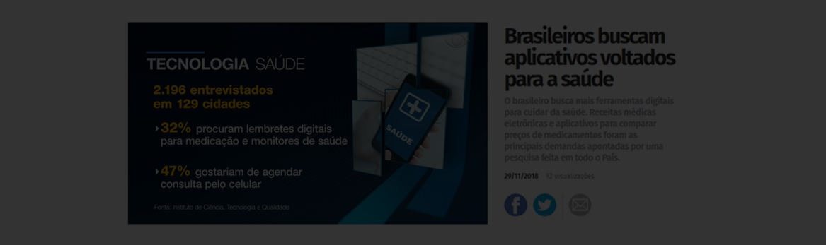 Jornal da Band – Brasileiros buscam aplicativos voltados …