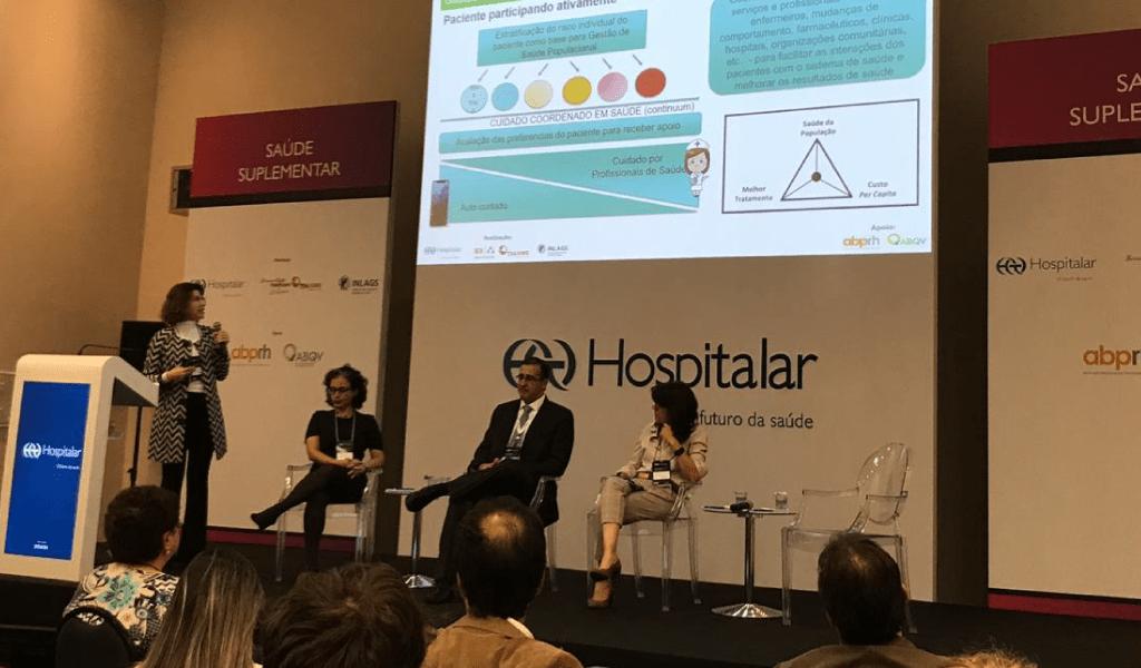 Especialistas discutem uso da tecnologia em saúde