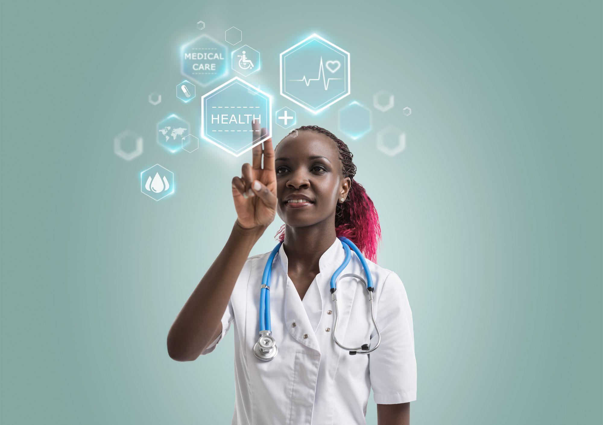 inteligência artificial na saúde