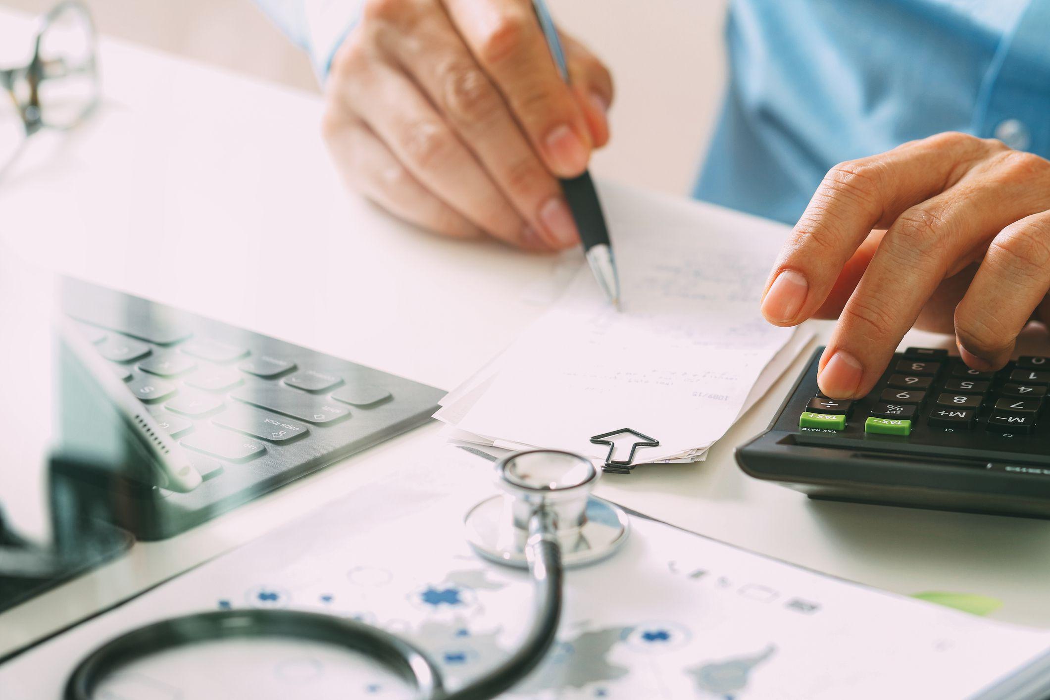 contas médicas