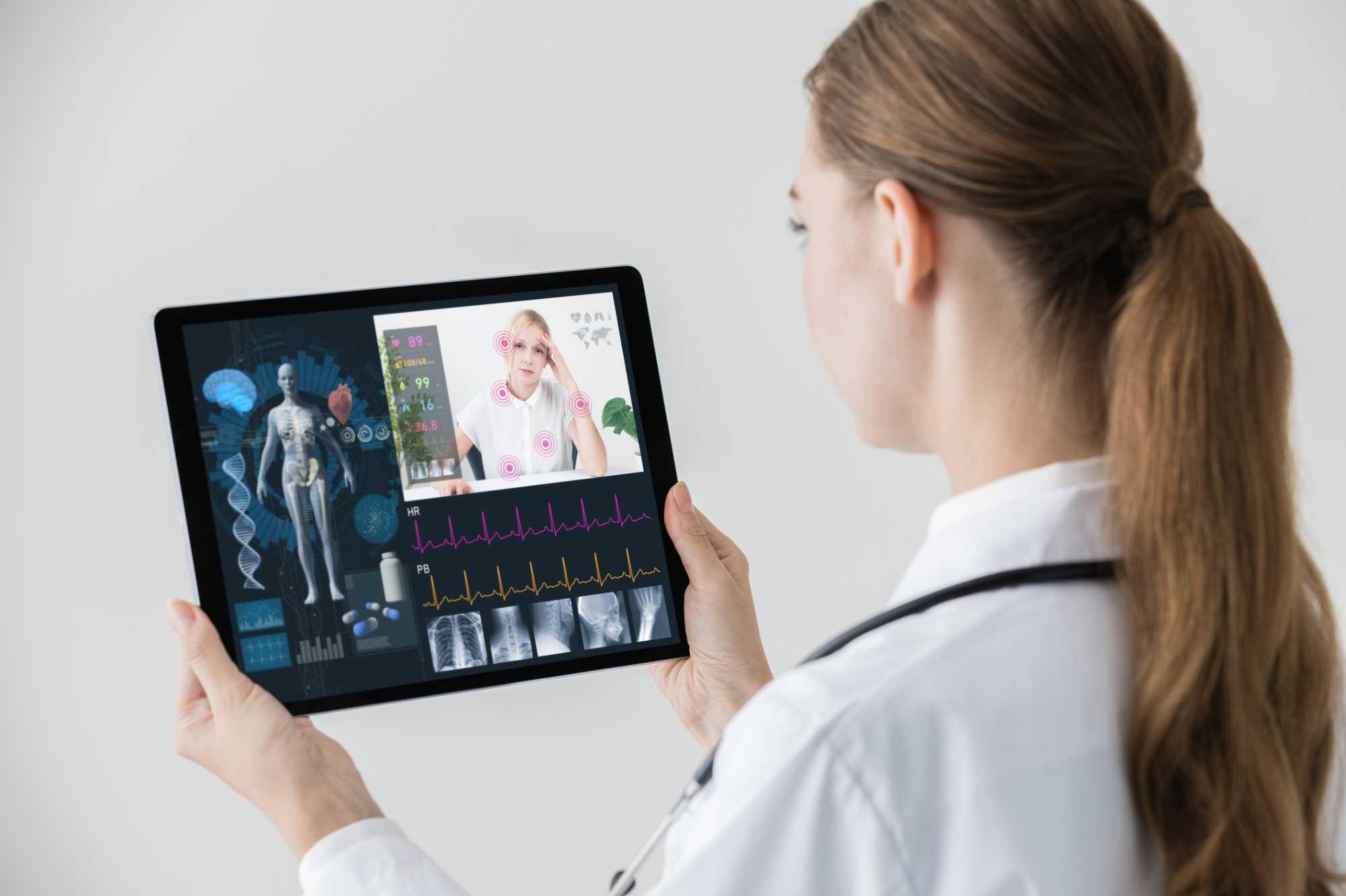 Enfermeira virtual