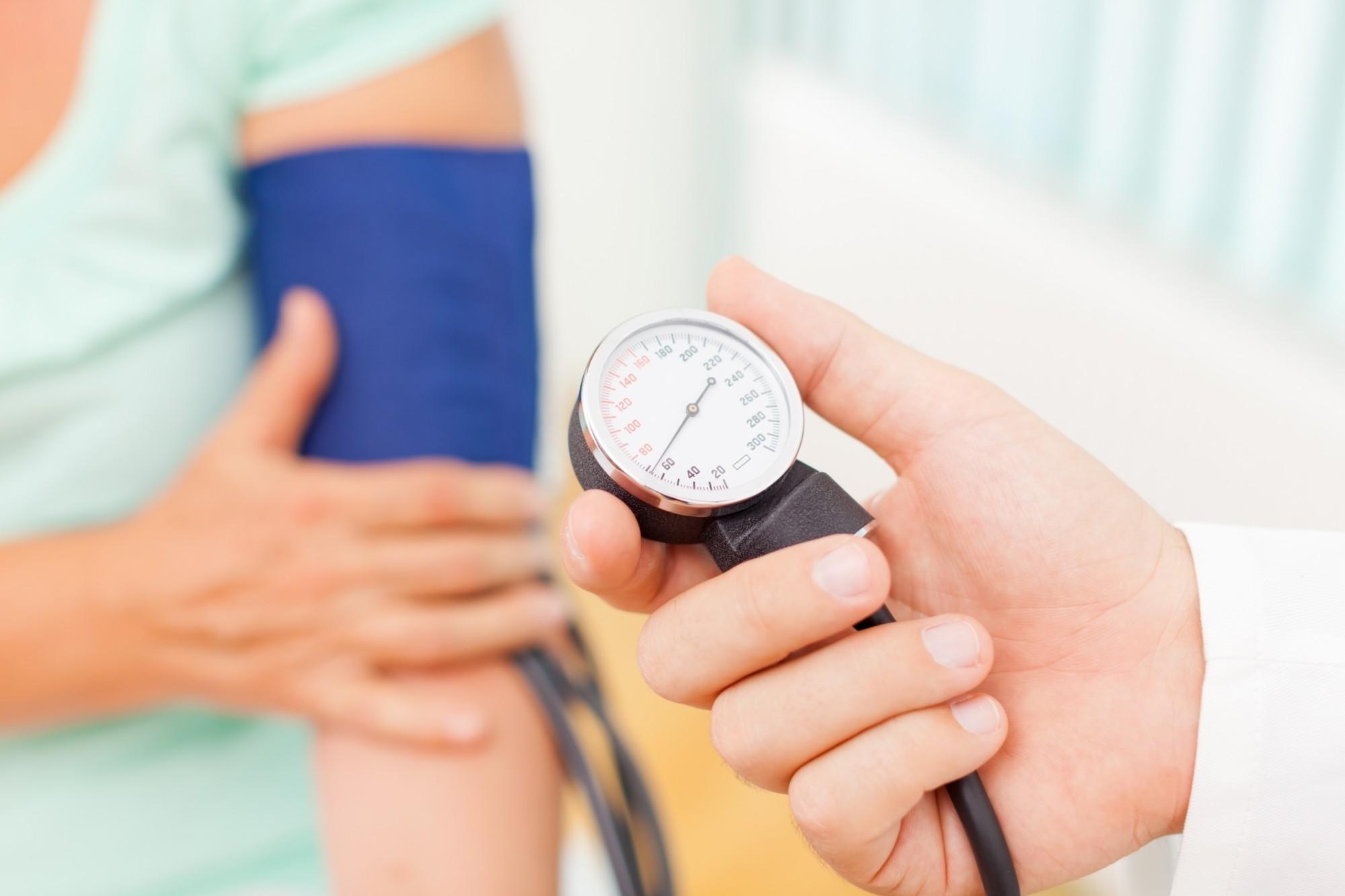 controle da hipertensão