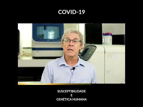 COVID-19: Ciência, Tecnologia & Inovação [EP3] – Susceptibilidade e Genética Humana