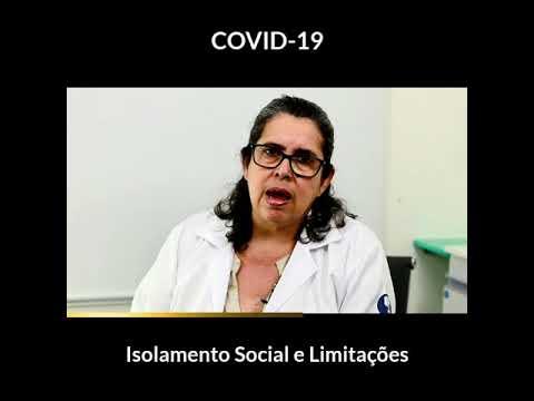 COVID-19: Ciência, Tecnologia & Inovação [EP4] – Isolamento Social e Limitações