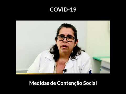 COVID-19: Ciência, Tecnologia & Inovação [EP8] – Medidas de Contenção Social