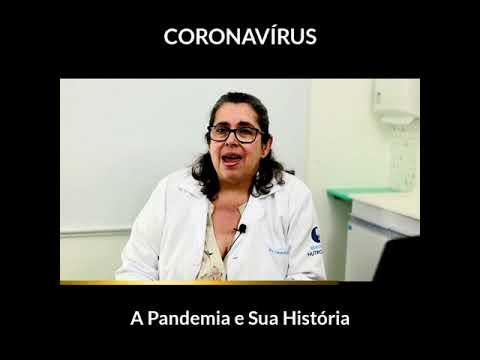 COVID-19: Ciência, Tecnologia & Inovação [EP10] – A Pandemia e Sua História