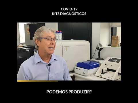 COVID-19: Ciência, Tecnologia & Inovação [EP1] – Desenvolvimento de kits de diagnósticos no Brasil
