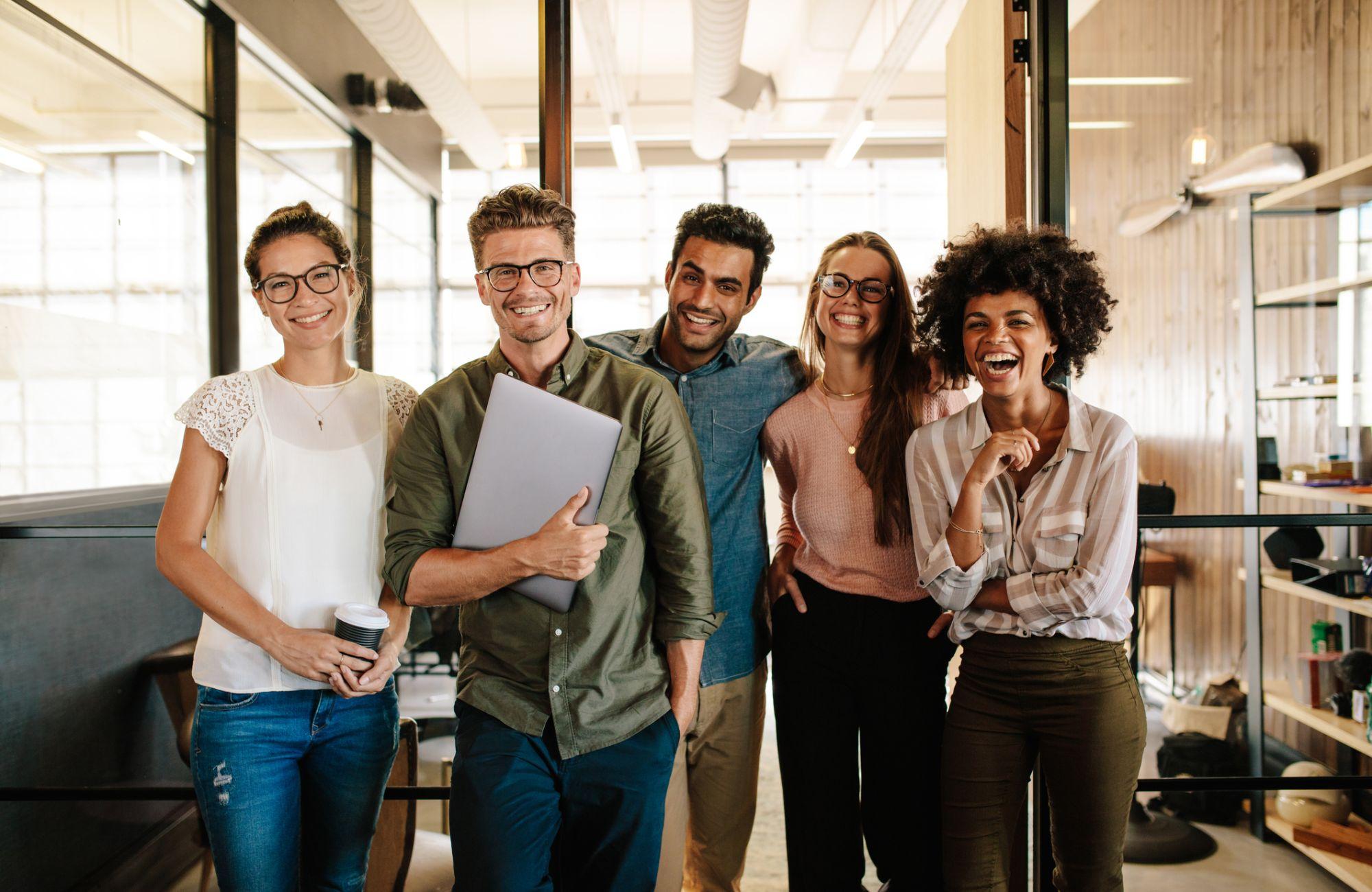 Por que a sua empresa deve fazer os colaboradores felizes?