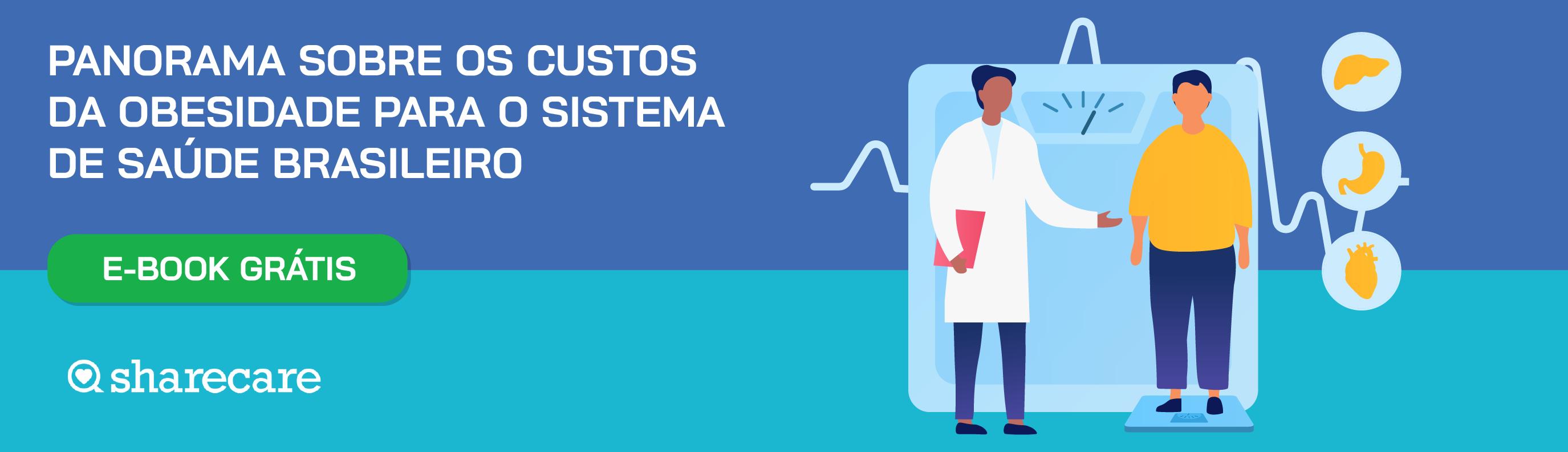 Panorama sobre os custos da obesidade para o sistema de saúde brasileiro